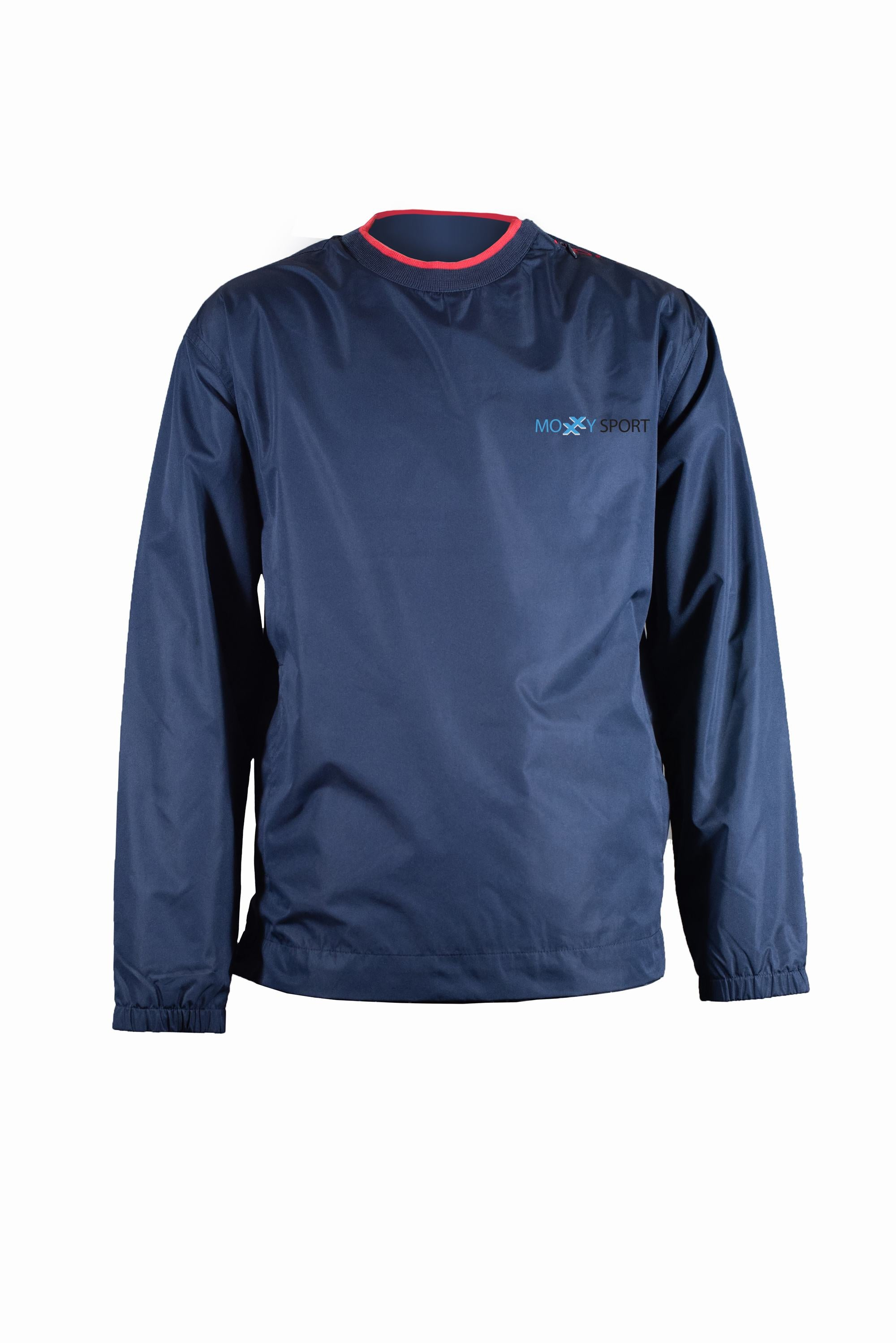 Warm up pullover - men