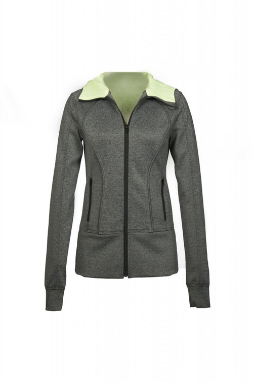 "Ladies ""Svelte"" warm up jacket"