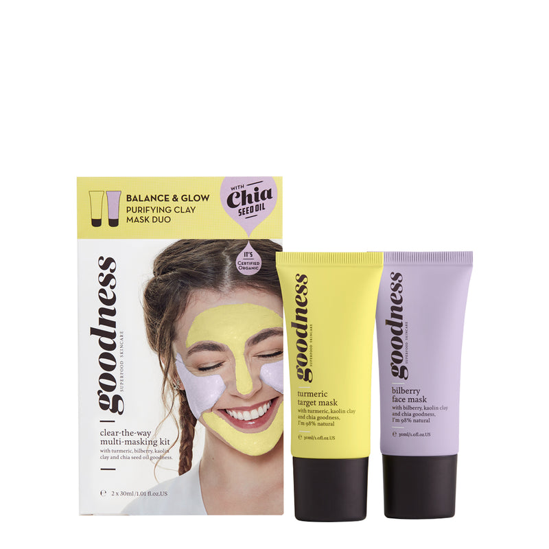 Clear-the-way Multi-masking Kit (2 x 30ml / 1.01 fl.oz.)