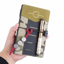Tacticalgeek TGnote Travel Notebook