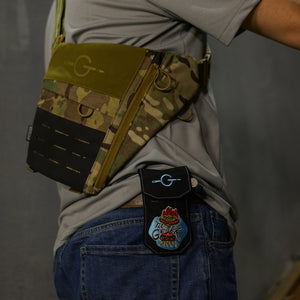 TemBag Monster pouch for knife/tools/flashlght and EDC gear