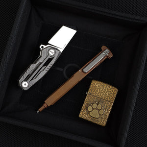 Copper TActuator12 LIMITED Edition Bolt Action Tactical Pen