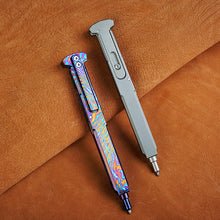 TActuator12 LIMITED Edition Bolt Action Titanium Tactical Pen