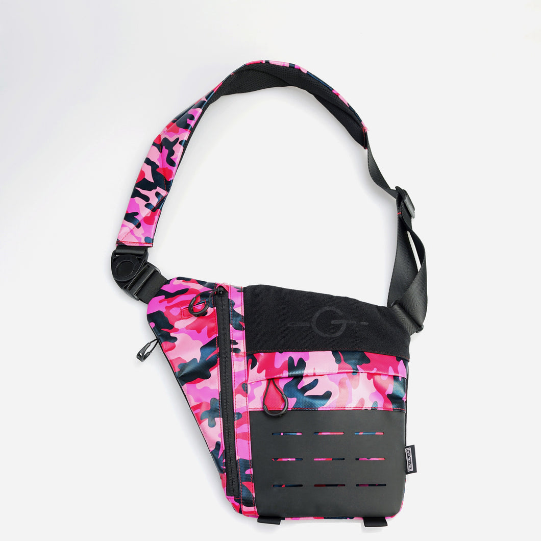 Cache L1 Camo Versipack Stealth Side Carry Bag