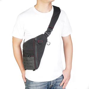 Tactical_Geek Cache L1 Concealed Shoulder Bag for urban tactical, EDC, outdoors and commuting