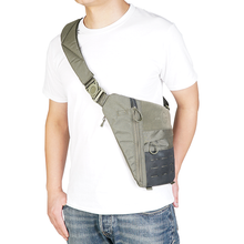 Tactical_Geek Cache L1 Stealth Side Carry Bag for urban tactical, EDC, outdoors and commuting