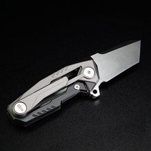 Tactical_Geek VariableX Limited Edition Titaniuim PVD folding knife