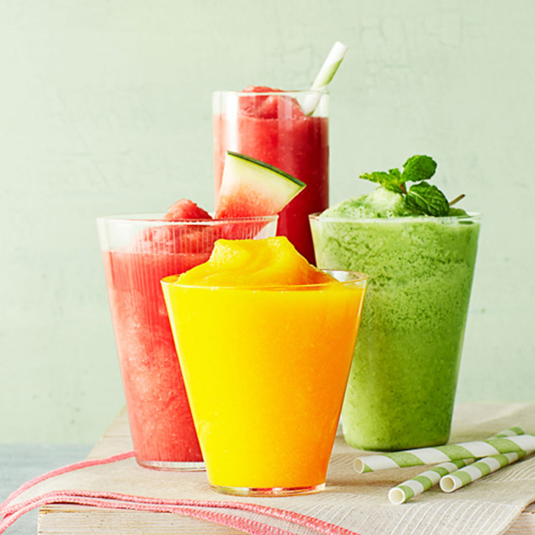 Ice Blended Fruit Juices