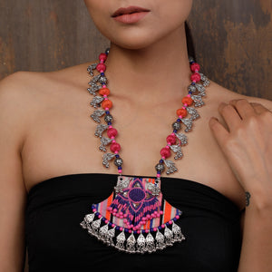 Contemporary Statement Neckpiece