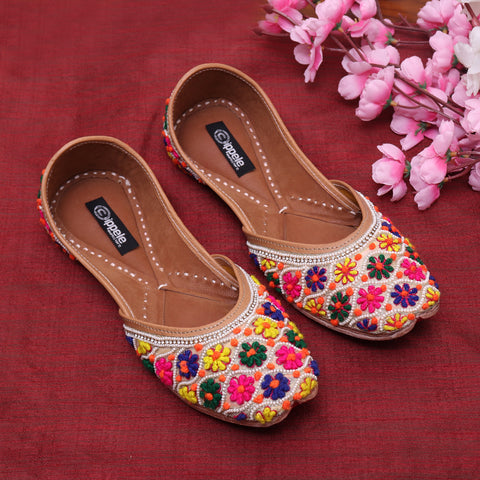 Foot Wear,Celebration Fit Fabulous For Feet Jutti - Cippele Multi Store