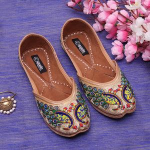 Foot Wear,Some Bird Love Fabulous for Feet Jutti - Cippele Multi Store