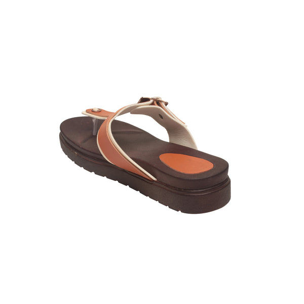 Foot Wear,Happy You Brown Flatforms - Cippele Multi Store