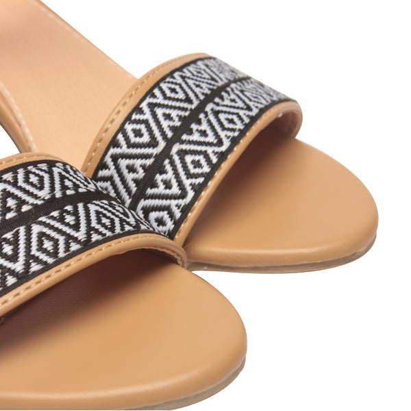 Foot Wear,Comfy Block It Sandals - Cippele Multi Store