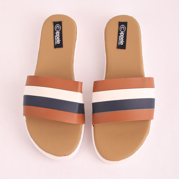 The Beach Escape Flats in Tan