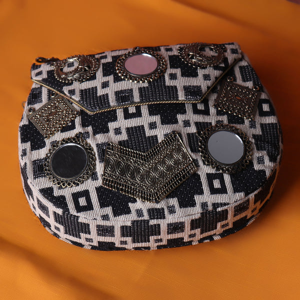 Clutch,The Ethnic Warehouse Clutch - Cippele Multi Store