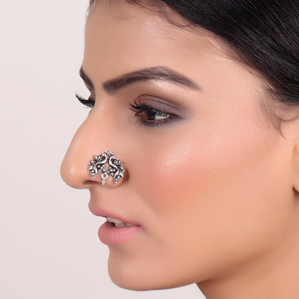 Nose Pin,Designer Nose Pin - Cippele Multi Store
