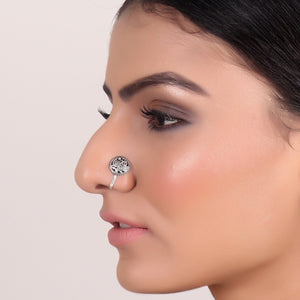 Nose Pin,Bird Beauty Round Nose Pin - Cippele Multi Store