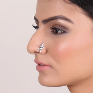 Nose Pin,Quirky Bird Nose Pin - Cippele Multi Store