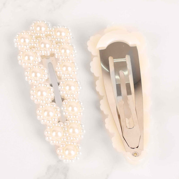 Summer Affair Tic Tac Hair Clips B (Set of 2)
