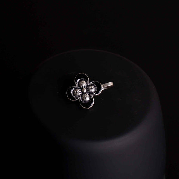 Nose Pin,The Butterfly Nose Pin in Black - Cippele Multi Store
