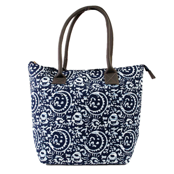 Tote Bag,The Aboriginal Fabric Tote Bag - Cippele Multi Store