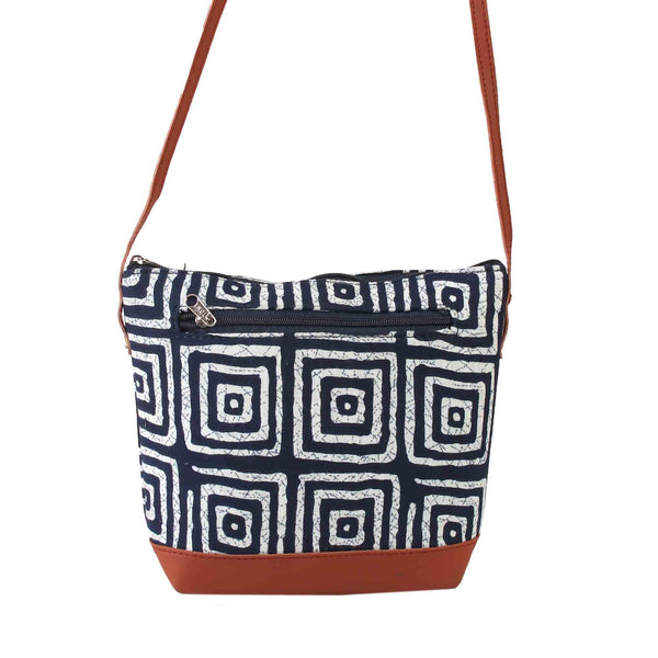 Sling Bag,The Snail Fabric Sling Bag - Cippele Multi Store