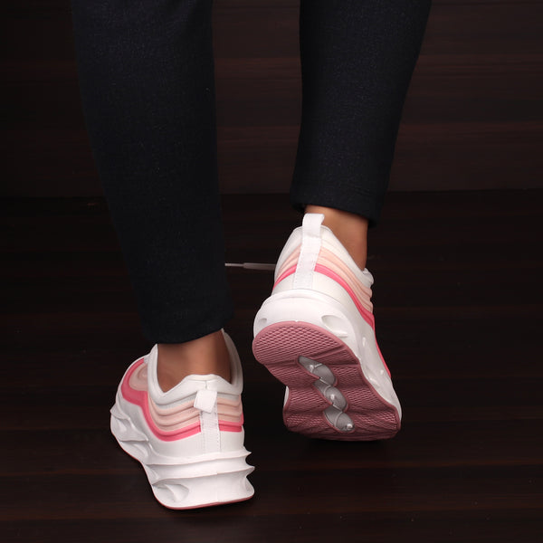 Foot Wear,The Beach Sand Line Gliders in Pink - Cippele Multi Store