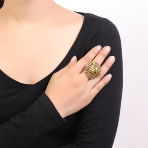 Ring,Egyptian Soldier Bold Ring - Cippele Multi Store