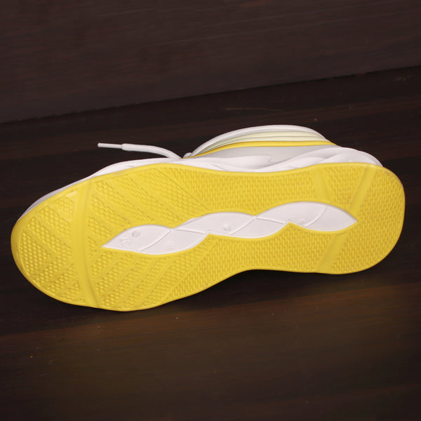 Foot Wear,The Beach Sand Line Gliders in Yellow - Cippele Multi Store