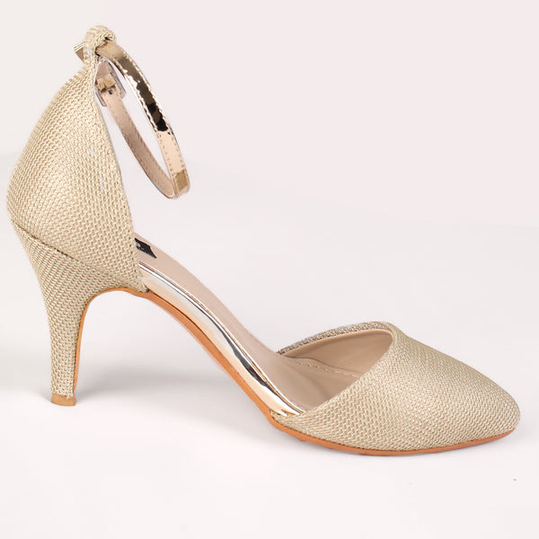 Foot Wear,The Quirky soft Sand Paper Heel in Pista Green - Cippele Multi Store