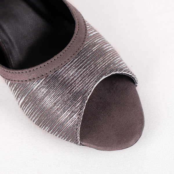 Foot Wear,The Artistic Scrub Heel in Grey - Cippele Multi Store