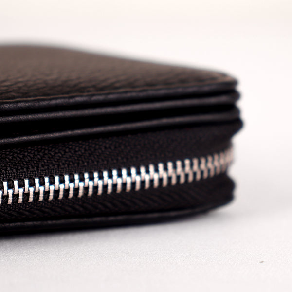 Wallet,The Black Exclamation Wallet - Cippele Multi Store