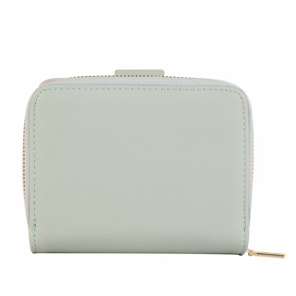 Wallet,The Pretty Blooming Sky Blue Wallet - Cippele Multi Store