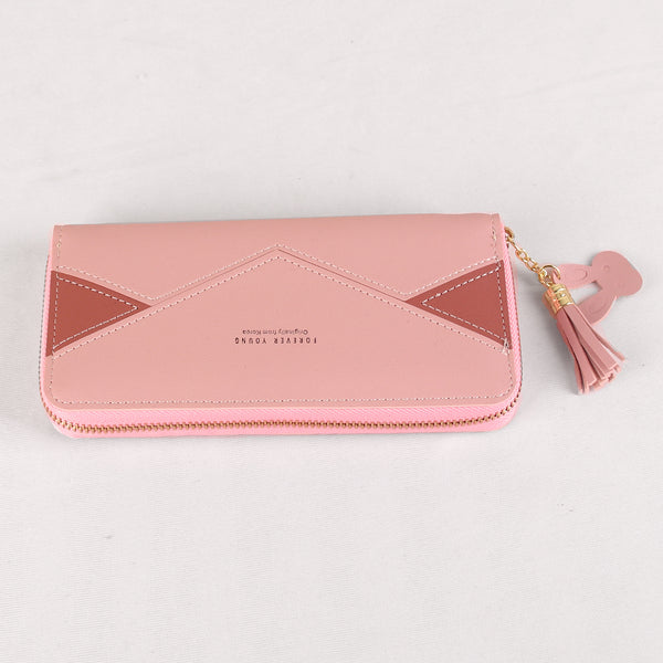 Wallet,The Envelope Wallet in shades of Pink - Cippele Multi Store