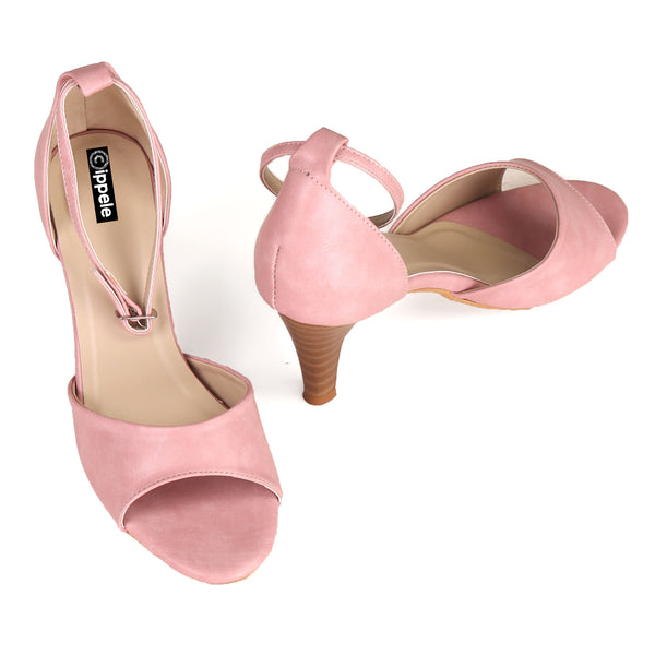 Foot Wear,The Pink Flamingo Heel - Cippele Multi Store