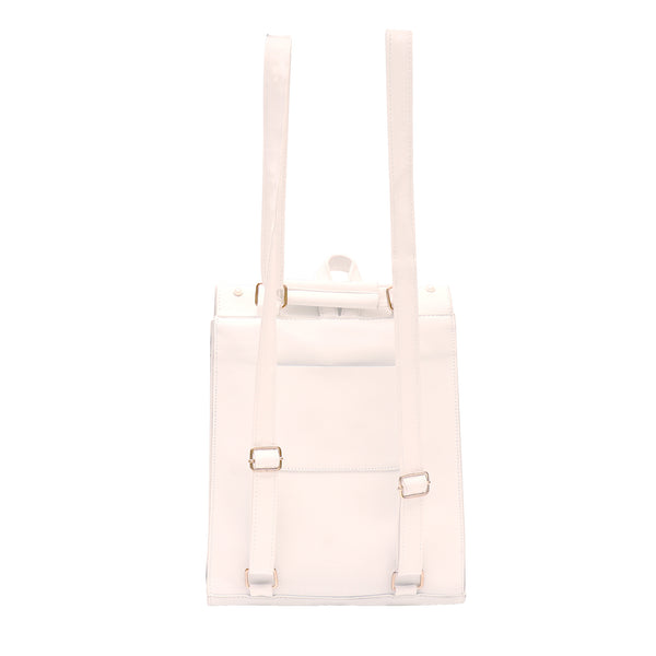 Backpack,White Dove Bag Pack - Cippele Multi Store