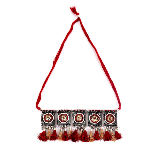 Necklace,Traditional Marsala Necklace - Cippele Multi Store