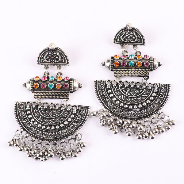 Earrings,Moon Magic Earrings in Multicolor - Cippele Multi Store