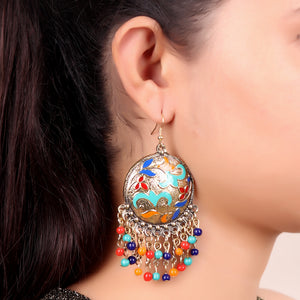 Earrings,Statements Earrings in Gold - Cippele Multi Store