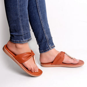 Foot Wear,Bow Style Flats - Cippele Multi Store