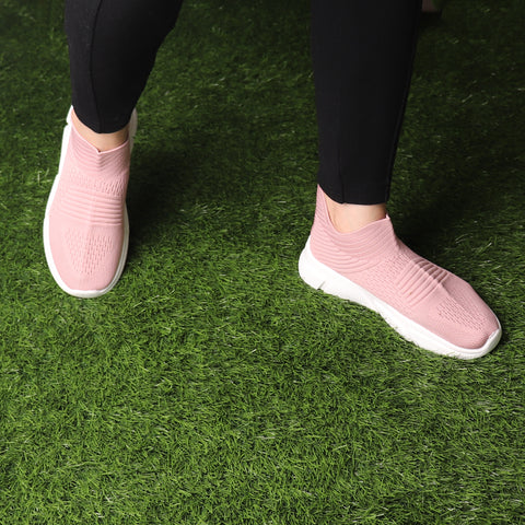 Foot Wear,The Cozy Gliders in Pink - Cippele Multi Store