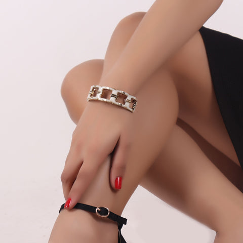 Hand Cuff,Lovers on the Beach Bracelet - Cippele Multi Store
