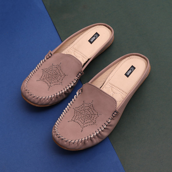 Get going Loafer Mules