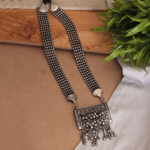 Beads with Cowries Layered Necklace