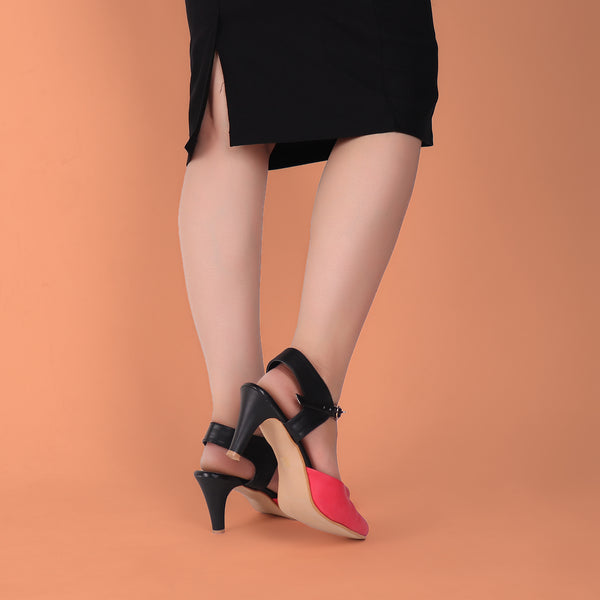 Foot Wear,Classic Time Pink Heels - Cippele Multi Store