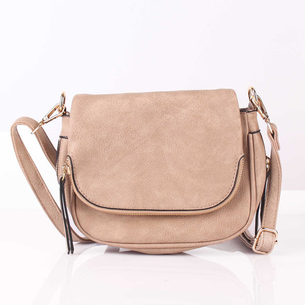 The Classic conventional Stylish Brown Sling Bag