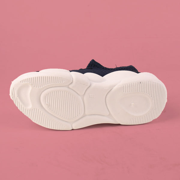 Foot Wear,The Bubble Blue Glider - Cippele Multi Store