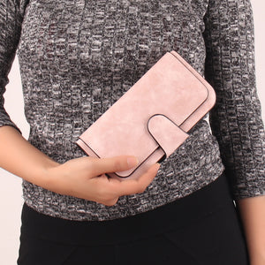 The Enthralling Wallet in Pink