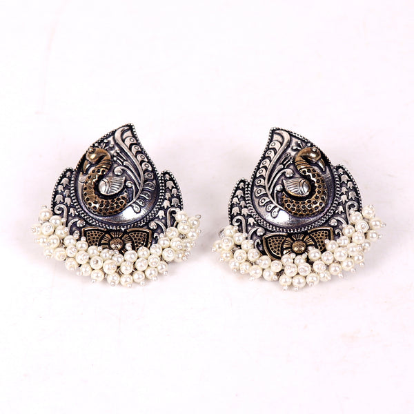 Earrings,Pearl Magic Earring - Cippele Multi Store