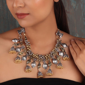 Necklace,The Assorted Sea shells Necklace - Cippele Multi Store